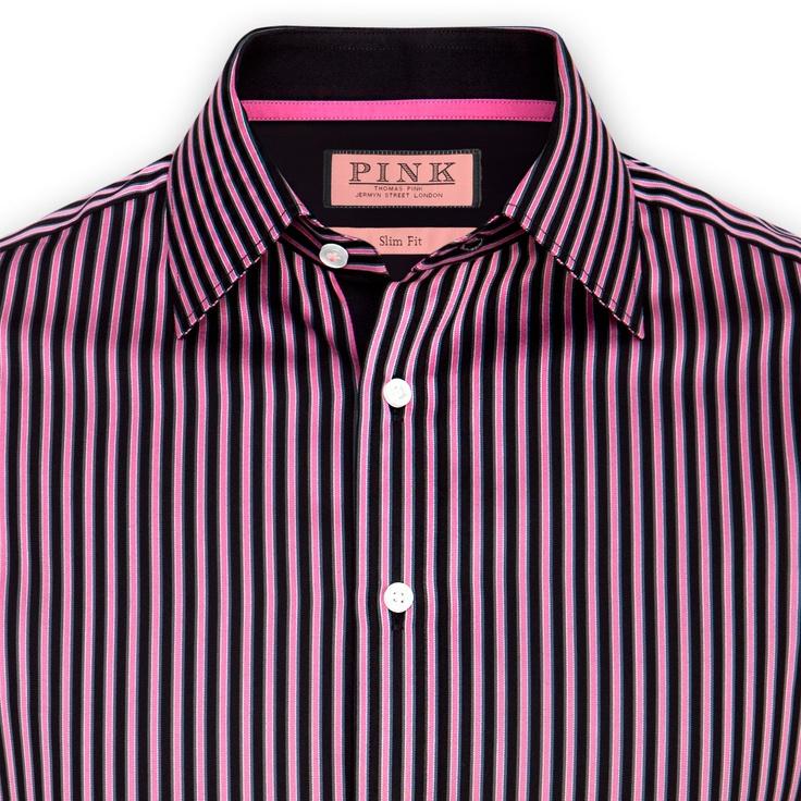 32 best Thomas Pink Shirts images on Pinterest | Pink shirts ...