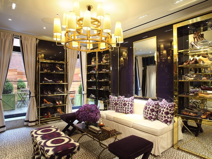 Tory Burch flagship store on Madison Ave.
