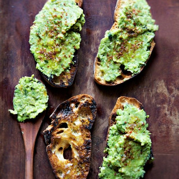 In Praise of Frozen Peas, the Best Thing Hiding in Your Freezer -- creative and delicious ways to use them!