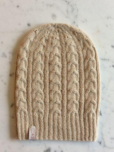 Creme Toque | Fair Trade - Le fil rouge Textiles