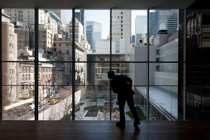 The Museum of Modern Art -  Yoshio Taniguchi