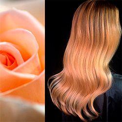 окрашивание волос под цвет вдохновения