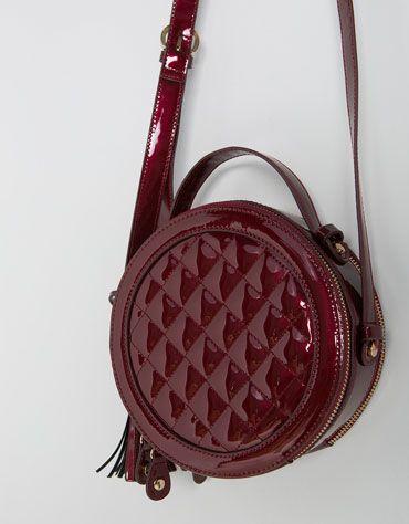 Bershka Hungary - Limited Edition patent bag