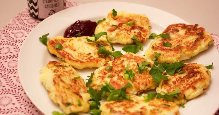 Kartoffelplätzchen, Die Landfrau, Rezepte, Kartoffeln, Pflaumen-Chutney, Online-Shop