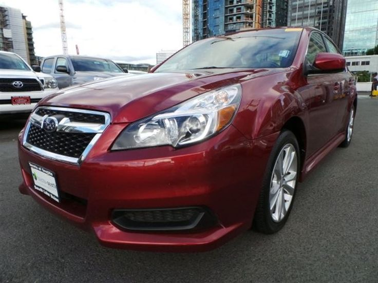 Used 2013 Subaru Legacy 2.5i AWD for sale in Seattle - Toyota of Seattle - Seattle Washington - 4S3BMBC61D3043663
