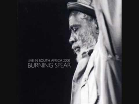 Burning Spear - Jah No Dead (Live)