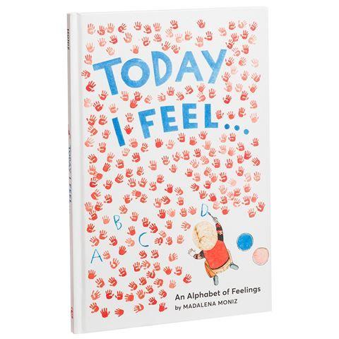 Book - Today I Feel: An Alphabet Of Feelings   Peter's of Kensington