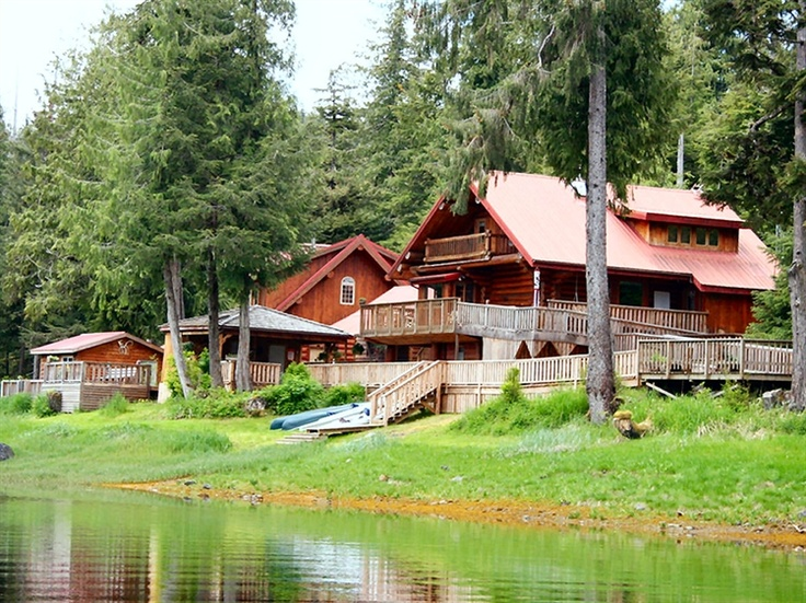 7 best places i would love to go images on pinterest for Fishing lodge for sale