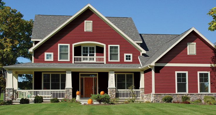 steel siding homes | Give Gravina's a call with any questions about steel siding!