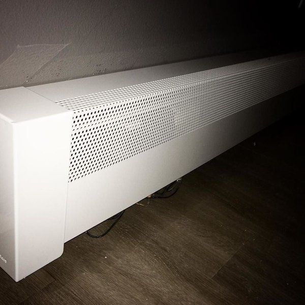 Kitchen Cabinets Over Baseboard Heat: 14 Best DIY Baseboard Heater Covers Images On Pinterest