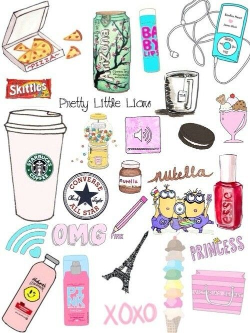 total descrition of me but there should be a huge picture of Bethany Mota in the middle