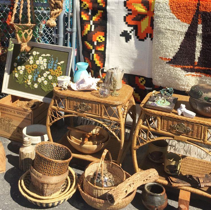 Sunday Long Beach Antique Flea Market