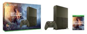 http://www.doyougeek.com/wp-content/uploads/2016/09/xbox-one-s-verde-militare-07-300x117.jpg - Xbox One S: due colorazioni diverse per il lancio di Battlefield 1 - http://dyg.be/wcyxM - #Battlefield1 #Ea #ElectronicArts #Fps #Gaming #Microsoft #Pc #XboxOne #XboxOneS