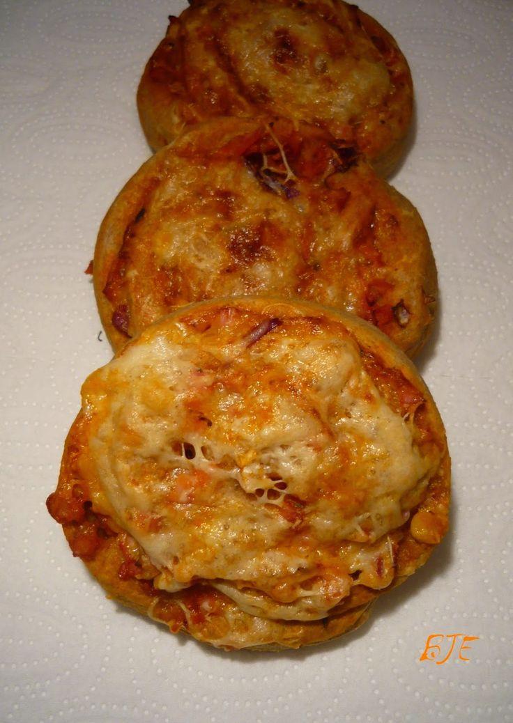 Az áfonya mámora: Pizzás csiga, ahogy mi szeretjük