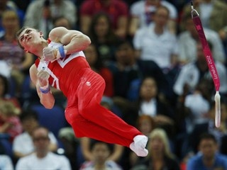 Team GB won a medal in men's gymnastics for the first time in a century