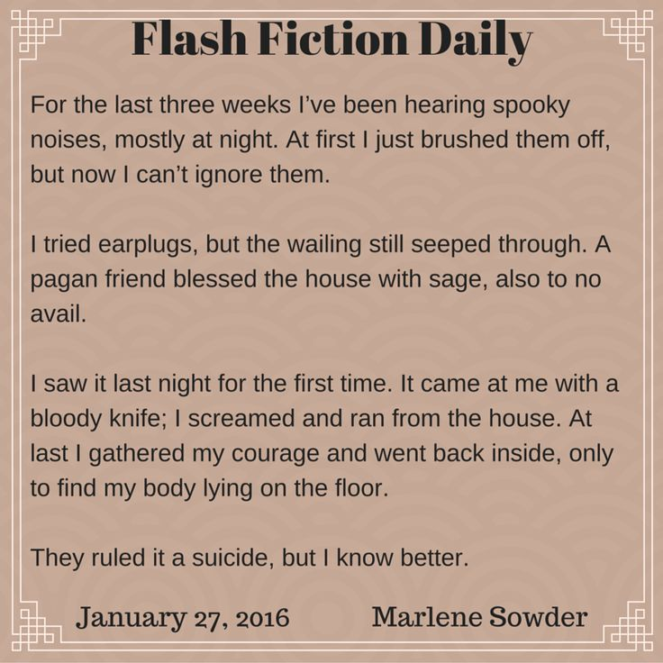 62 best flash fiction group images on pinterest fiction sign flash fiction daily day 14 of 100 fandeluxe Images