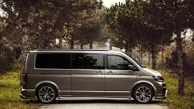 Cars Tuning Music: Volkswagen Multivan V.I.P.