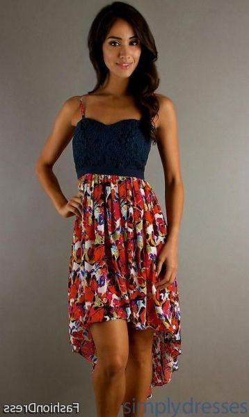 Cool casual sundresses for juniors 2017-2018