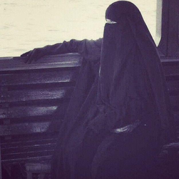 Beautiful Sister in Islam