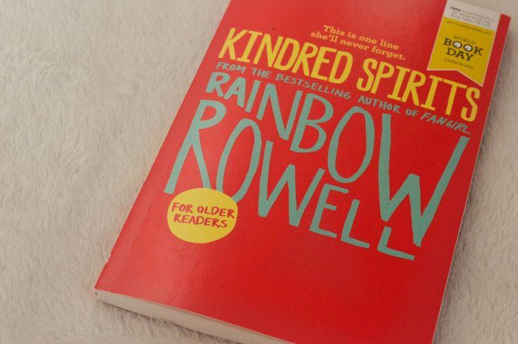 Resenha: Kindred Spirits - Rainbow Rowell | Cidade das Cerejas