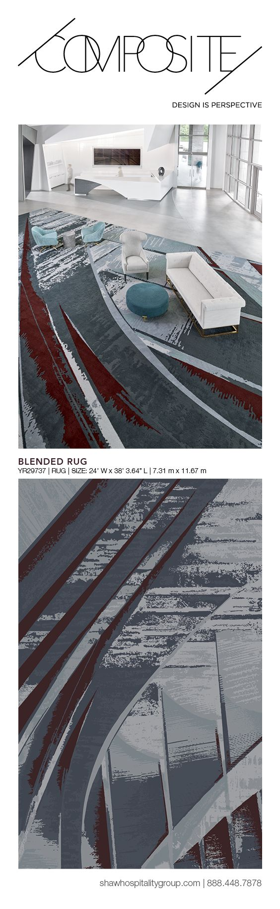 Blended Rug