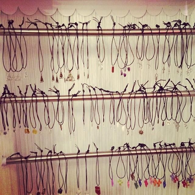 our new choker section!