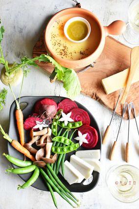 コンテフォンデユ&バーニャカウダ 野菜を美味しくお洒落に食べよ♪ レシピブログ