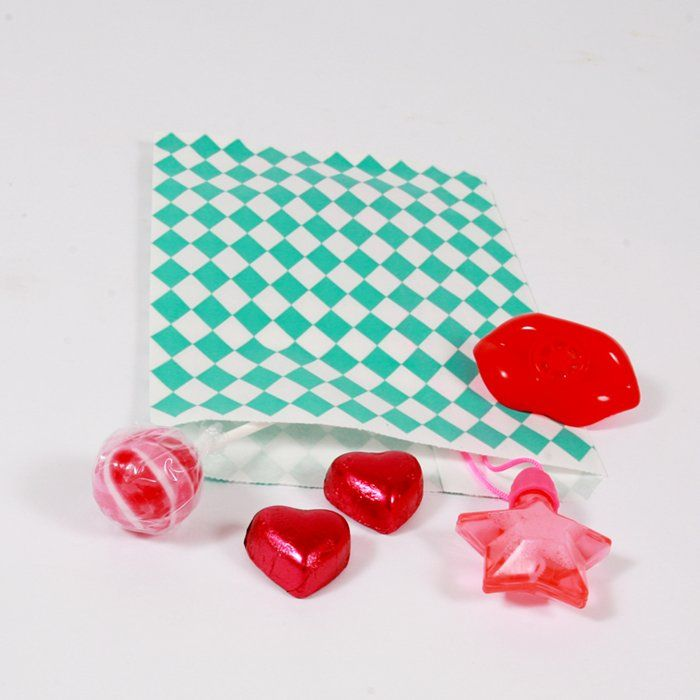 Heart pre-filled party bag - Little Lulubel