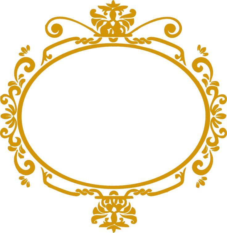moldura arabesco dourado png - Pesquisa Google