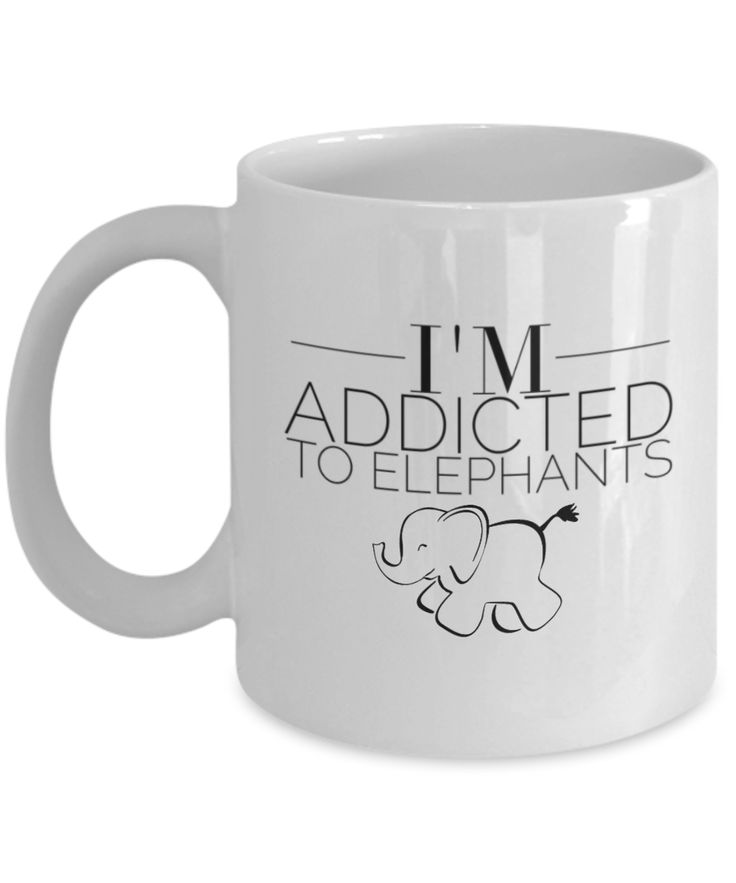Just in time for Christmas!  For a limited time only! You can find this super cute mug here https://www.gearbubble.com/imaddictedtoelephants  :)