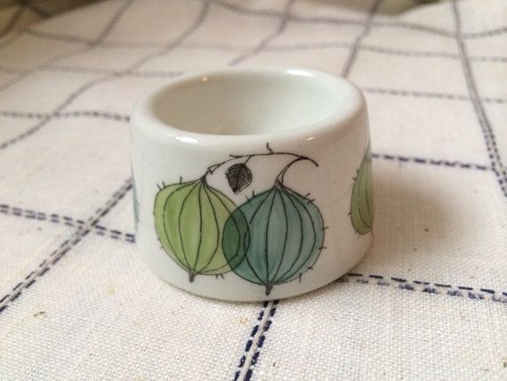 Hey, I found this really awesome Etsy listing at https://www.etsy.com/listing/183972247/marja-gooseberry-egg-cup-esteri-tomula