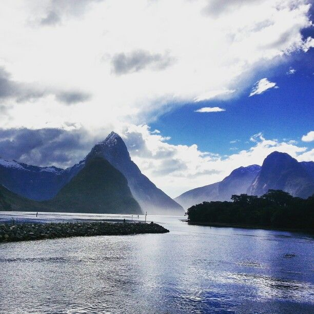 Can't get tired of posting pics from Milford Sound.