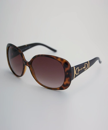 Take a look at this Havana Tortoise Art Deco Sunglasses by Gucci on #zulily today! $164.99, regular $349.00.