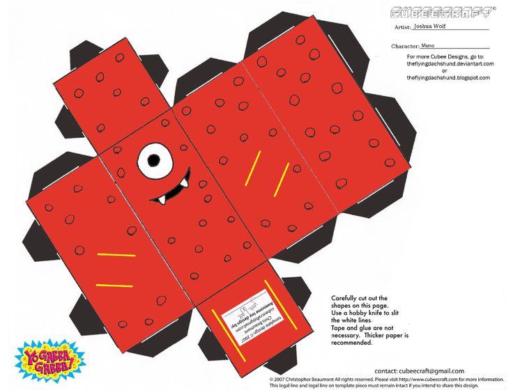 212 best yo gabba gabba printables images on pinterest | yo gabba, Wedding invitations