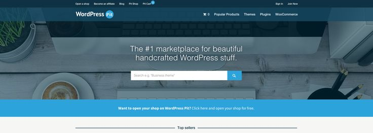 One of the best things about using WordPress.org is that there are many great theme providers offering a variety of free and premium themes for any type of website, from