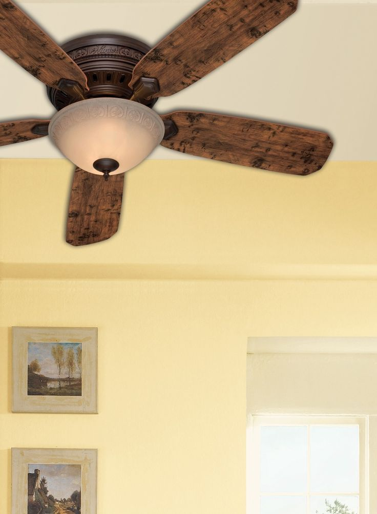 Ceiling Fans on Pinterest | Transitional Ceiling Fans, Modern Ceiling ...