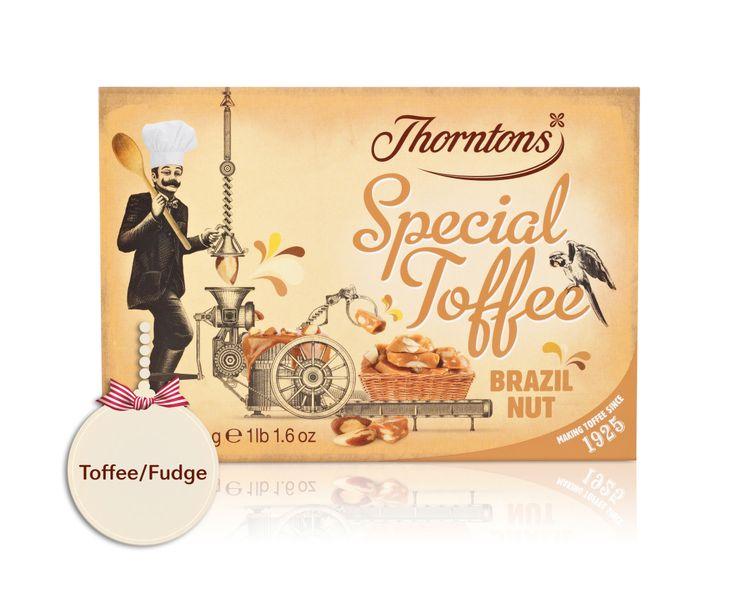 Special #Toffee - Brazil Nut