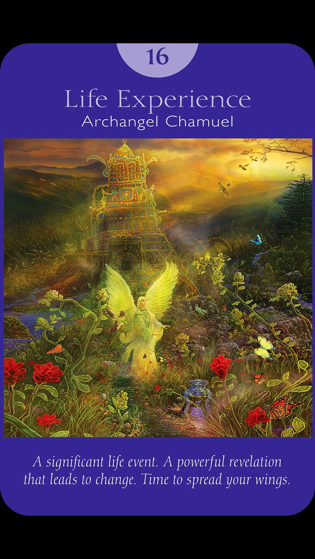 Tarot Card Tuesday- Meaning of the Tower (Life Experience) + your Reading!