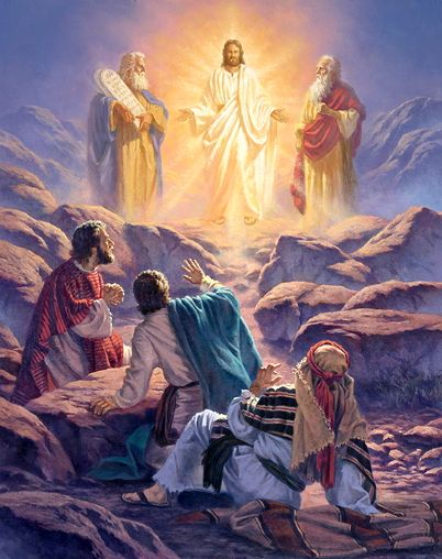 Feast of the Transfiguration of the Lord Liz Estler reflects on the Transfiguration of the Lord; Cross; Resurrection; transformation in Christ, St John Paul II, Pope Benedict XVI... See:  http://www.spiritualdirection.com/2015/08/06/feast-of-the-transfiguration-of-the-lord