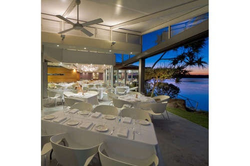 "Rickys river bar + restaurant Noosa  Rickys river bar + restaurant is situated on the beautiful Noosa riverfront, Rickys River Bar + Restaurant encapsulate the very best of Noosa's celebrated lifestyle. An irresistible combination of mesmerising water views, superb food and wine, and unparalleled service makes Rickys and the River Bar the ultimate Noosa dining destination. As Gourmet Traveller asks:  ""www.noosaviplimousines.com airport transfers to your accommodation, wedding, restaurant"