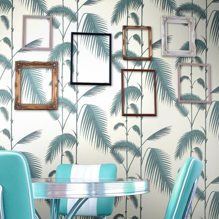 Cole & Son Palm Leaves Wallpaper | 66-201 | £72.00