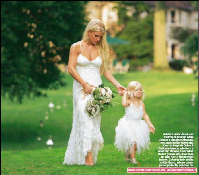 Ashlee Simpson Wedding Flowers 1366 best Jessica Simp...