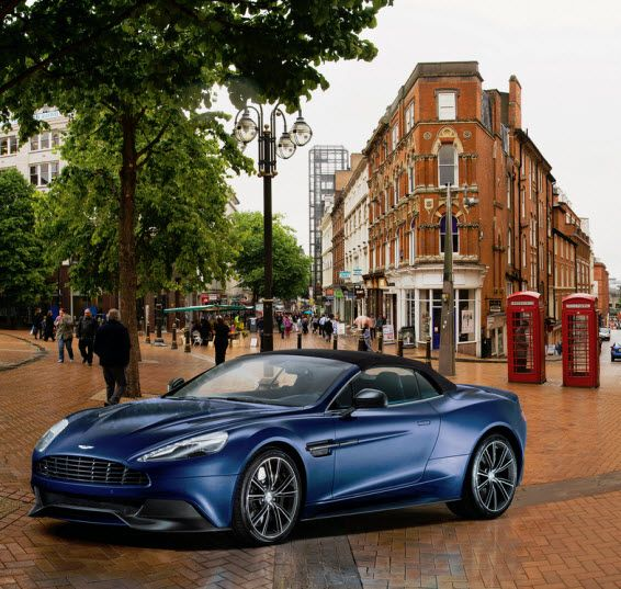 Delicieux One Of The 2013 Neiman Marcus Fantasy Gifts: An Aston Martin Vanquish  Volante ~ Beautiful!