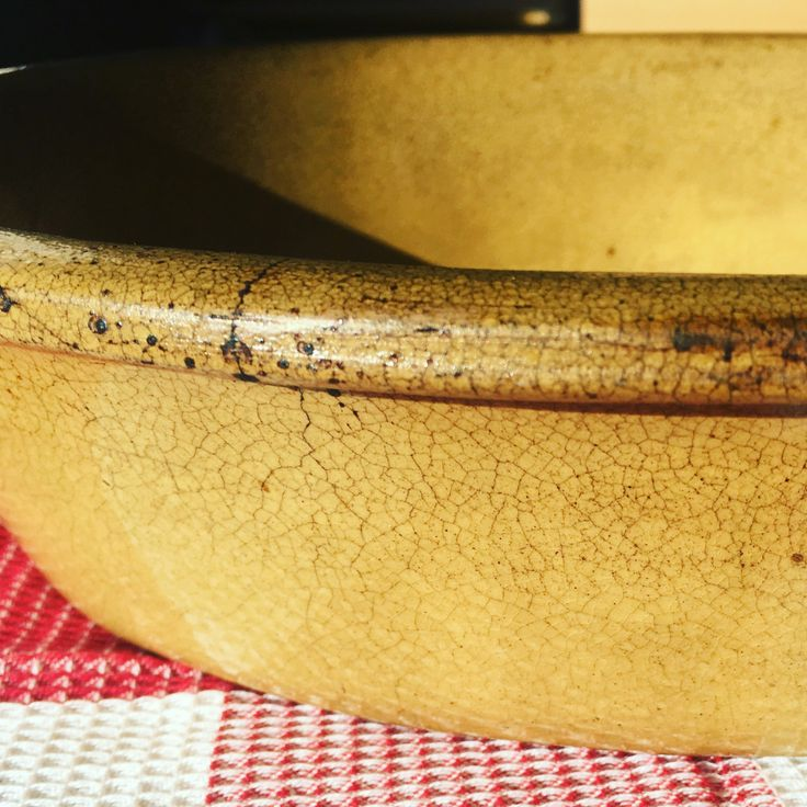 Vintage baking dish by YNotTreasures on Etsy