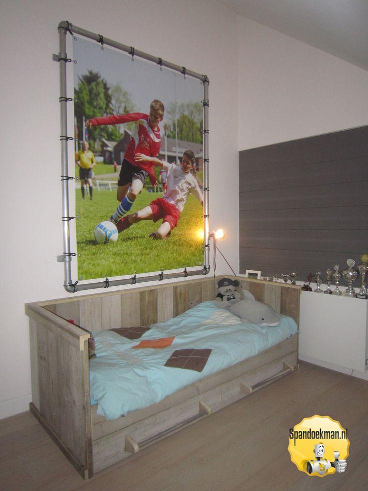 17 beste afbeeldingen over slaapkamers op pinterest meisje hoogslapers tienerjongen kamers en - Tienerjongen slaapkamer ...