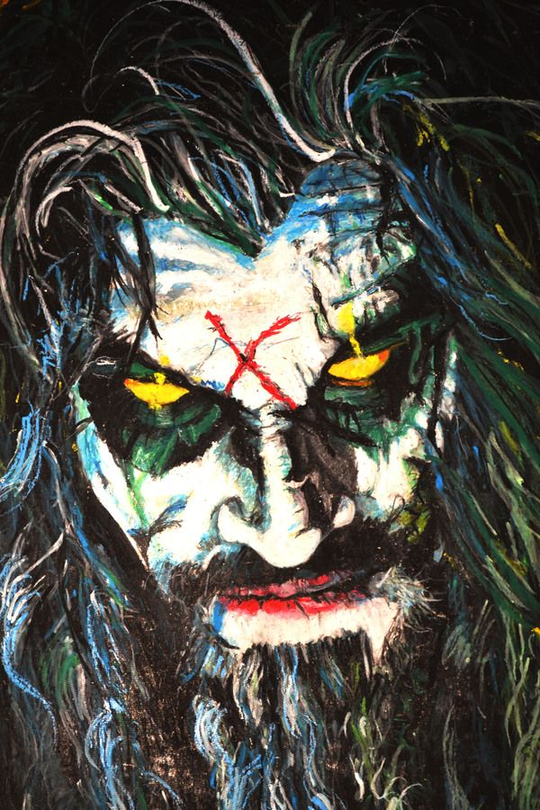 Rob Zombie Art | Rob Zombie on Behance