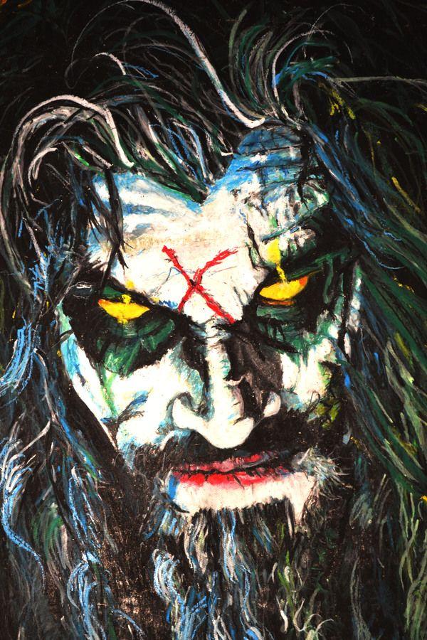 Rob Zombie Art on Behance