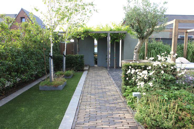 Kunstgras zorgt voor meer groen in de tuin en voor speelplezier voor de kids!