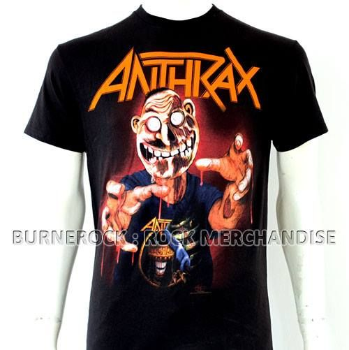 Anthrax: Your Boss