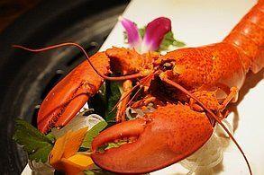 Restauracja Lobster na terenie centrum biznesowego w Gdańsku